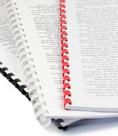 Брошюровка и переплет документов