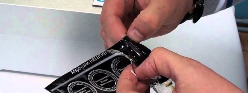 Фотополимерная технология изготовления печатей