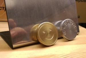 металлические печати