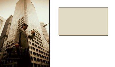 Шаблон визитки Бизнес 1