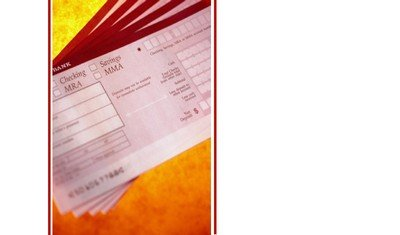 Шаблон визитки Бизнес 10 фон